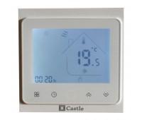 WIFI терморегулятор Castle TWE для теплого пола