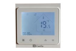 WIFI терморегулятор Castle TWE для теплої підлоги