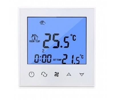 Сенсорний програматор для теплої підлоги EcoTerm SN