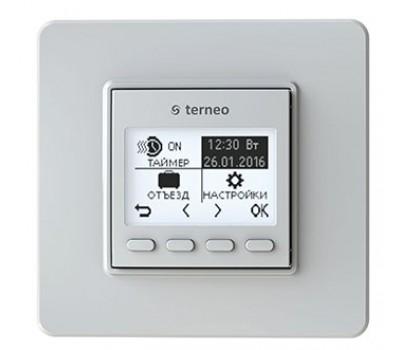 Программируемый терморегулятор для теплого пола terneo фото