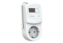 Розетковий терморегулятор для обігрівачів terneo rz