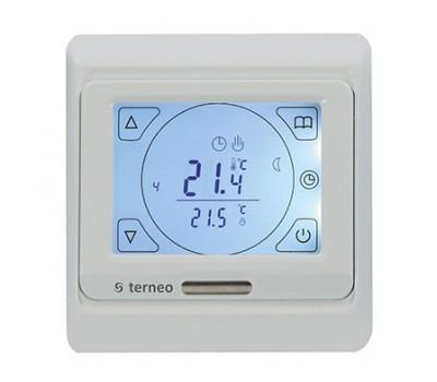Сенсорный программатор для теплого пола terneo фото