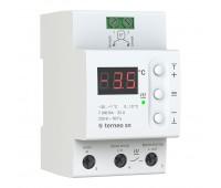 Терморегулятор для антиобледенения terneo sn