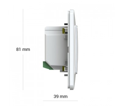 Терморегулятор для теплої підлоги terneo s (з таймером)