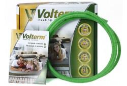 Нагрівальний кабель Volterm (Україна) 18 Вт/м під плитку, в стяжку