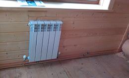 Индивидуальное (автономное) отопление в квартире, дома.