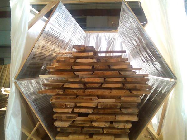 Готовая сушка древесины